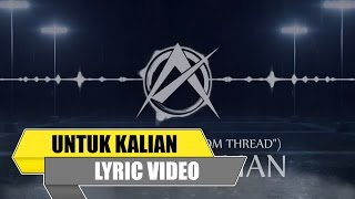 Aoi - Untuk Kalian (Feat. Aden 'Lore From Thread') [Official Lyric Video]