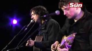 Snow Patrol - Just Say Yes (unique acoustic version)