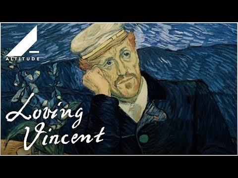 Loving Vincent Loving Vincent (UK Teaser)