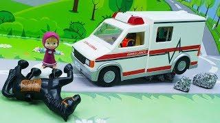Видео для детей с игрушками - Осторожность! Мультики про машинки для мальчиков без остановки 2018