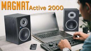 Magnat Active 2000 - Soundstarke Kompaktlautsprecher