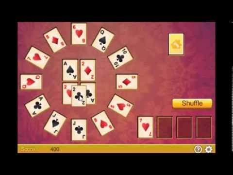 Video of Switchback Solitaire Free
