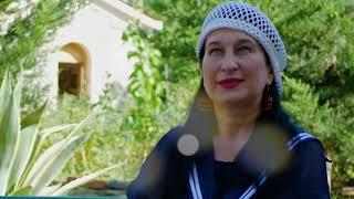 Марина Шкробова–Вернались читает свое произведение