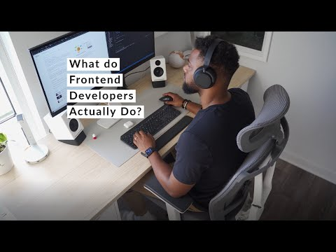 What does a Frontend Developer Actually Do?