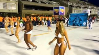 Бразильский карнавал 2016 - полное видео репетиций танцев