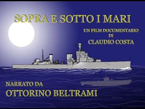 Sommergibili e  bombe di profondità clip 9 da SOPRA E SOTTO I MARI