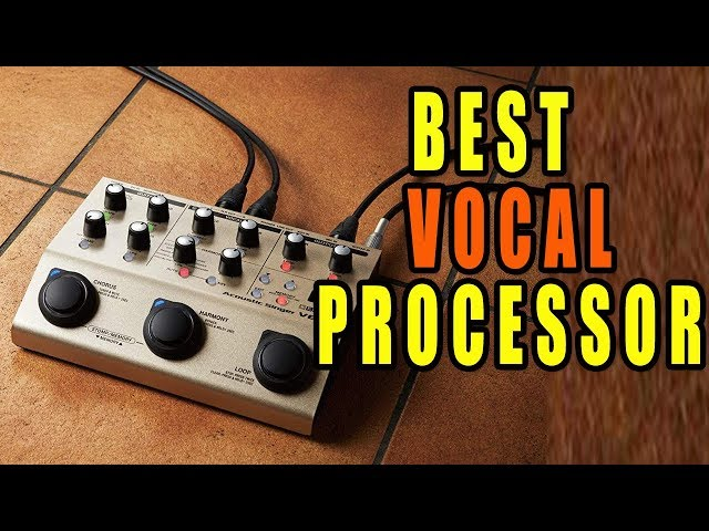 Top 3 - Best Vocal Processor in 2020