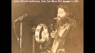 The Doors - 04 - Dallas McFarlin Auditorium, December 11, 1970 - Ship of Fools
