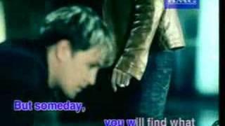 Westlife--Try Again (KTV)