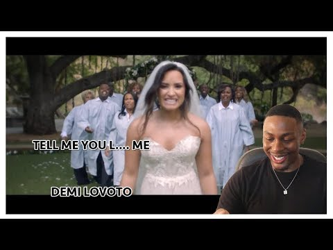 Demi Lovato- Tell Me You Love Me HIGHLY REQUESTED REACTION!!