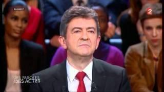Jean-Luc Mélenchon - Extraits France 2.