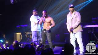 """Tank Brings Out Ginuwine to Perform """"Please Don't Go"""""""
