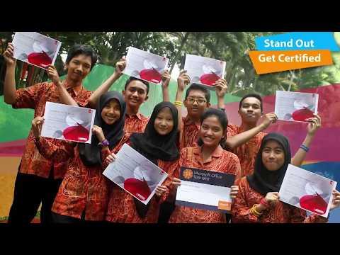 Adobe Certified Associate (ACA) Exam di SMAN 3 Malang - YouTube
