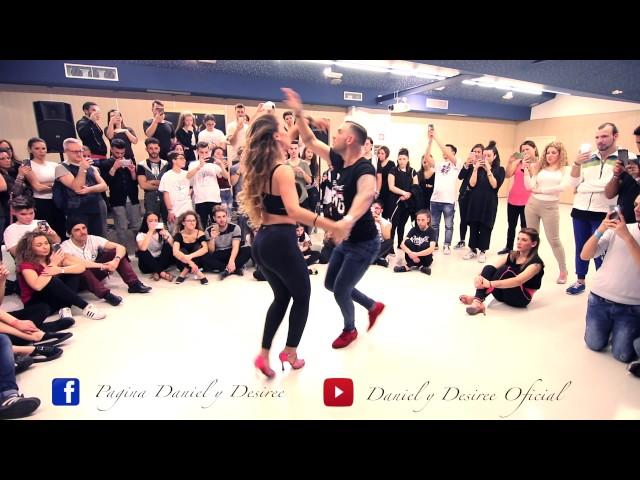Daniel & Desiree - Kewin Cosmos - Dejame Tenerte