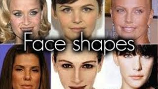 HOW TO FIND YOUR FACE SHAPE