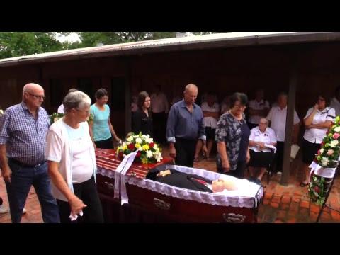 Abschiedsfeier Cornelius Wiebe Sawatzky02/04/20199:00AM