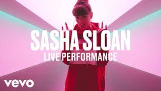 Sasha Sloan   Normal (Live) | Vevo DSCVR
