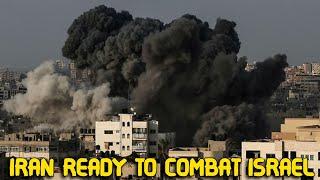 WAR BEGINS! Iran Prepares to Face Israeli F 35s, Activated Its Air Defense  Russia HELP Iran