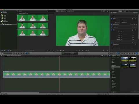 Final Cut Pro X Green Screen Tutorial (step-by-step instructions)