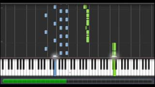(How to Play) Angry Birds Theme on Piano (100%)