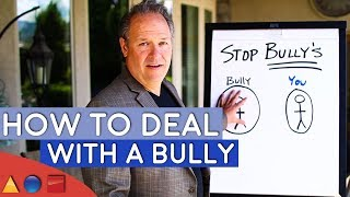How To Stop Someone From Bullying You