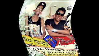 El Hombre Ajeno y Su Gustanana - Ejemplicy feat Alex Pichi prod Nicky Klanck & Ksper Music CHIRIM