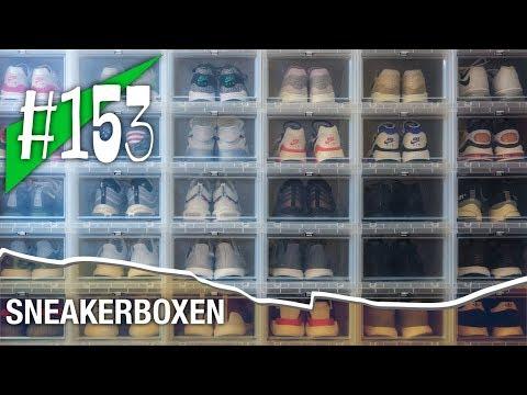 #153 - SNEAKERBOXEN im Angebot - Sammlung präsentieren - sneakerkult