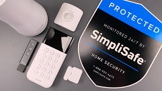 [935] SimpliSafe Alarm Bypassed With a $2 Device From Amazon