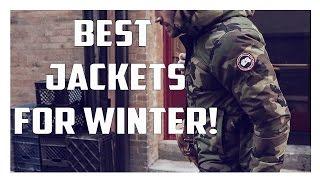 BestWarmest Jackets For Winter!