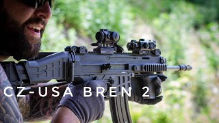 CZ-USA BREN 2 - Weapons Manipulations