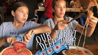 CHICAGO DEEP DISH PIZZA  | California Kids Eat