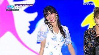 TWICE - Dance the Night Away [Show! Music Core Ep 598]