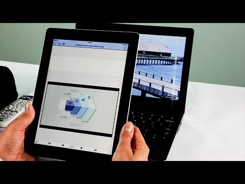 Epson iProjection for Chromebook: Image Sharing and Annotation