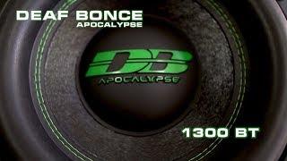 Анонс новых сабвуферов Deaf Bonce Apocalypse DB-SA2612/2615