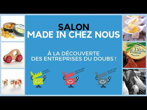 3eme Salon Made in chez Nous, le teaser