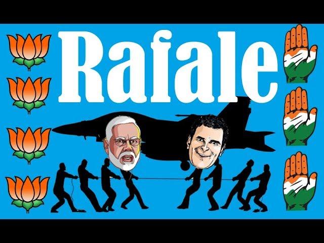 Rafale I The Tug of War I BJP vs Congress I Moses News Dec 2018