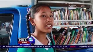 Upaya Meningkatkan Minat Membaca Di Badung Bali  NET 12