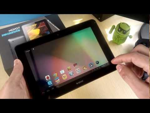 Ainol Novo 7 Venus Quad-core 7 inch Android tablet, the Killer of Google Nexus 7