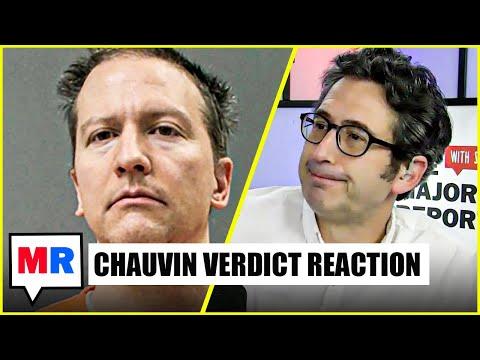 Sam Seder Reacts to Derek Chauvin's Guilty Verdict