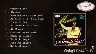 Mario Patterson Y Su Orquesta Oriental. Colección Perlas Cubanas #31 (Full Album/Álbum Completo)