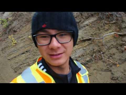 BCIT Mining Field Trip Day 1