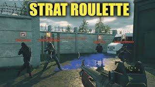 STRAT ROULETTE #4! - Rainbow Six Siege