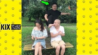 Watch keep laugh EP341 ● The funny moments 2018
