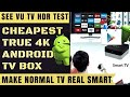 Video for true 4k tv box
