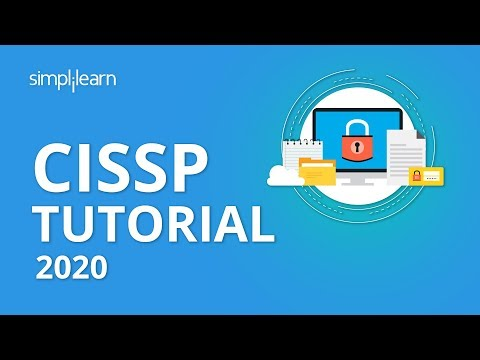 CISSP Tutorial | CISSP Tutorial For Beginners | CISSP Training