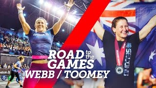 Road to the Games Episode 16.07: Webb / Toomey