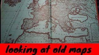 Old Maps Of The World | Soft Spoken