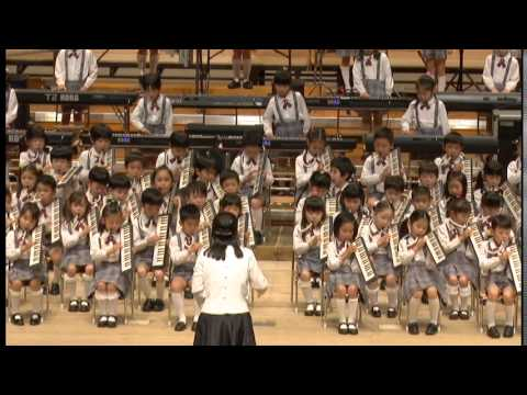 ペルシャの市場にて 東京いずみ幼稚園