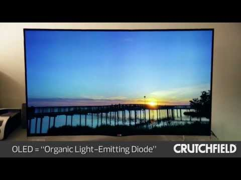 LG 55EA9800 OLED TV | Crutchfield Video