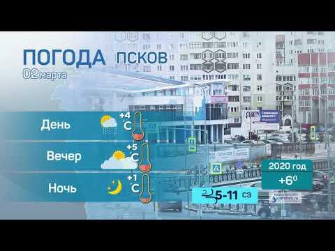Прогноз погоды / 02.03.2021